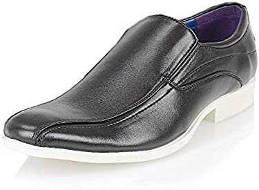 New de hombre verano Multi Color Casual/Fiesta Slip-Ons Zapatillas En Reino Unido tamaños 6 pares
