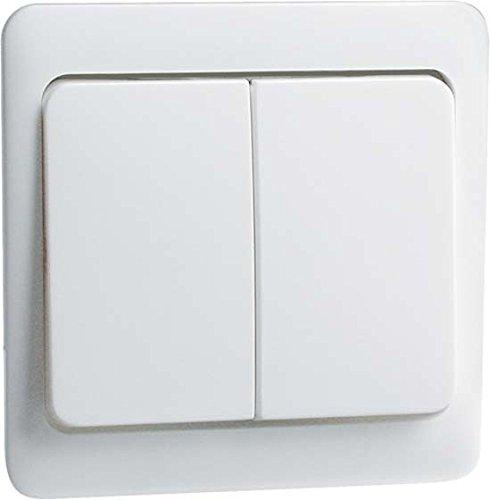 Preisvergleich Produktbild Peha Wippe arctic D 80.645 AW für Schalter/Taster STANDARD Abdeckung/Bedienelement für Installationsschalterprogramme 4010105187519