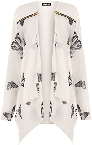 plus-size-womens-long-sleeve-chiffon-butterfly-print-zip-cardigan-ladies-top-26-28-cream