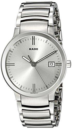Rado R30927103 - Orologio da polso da uomo, cinturino in argento colore argento