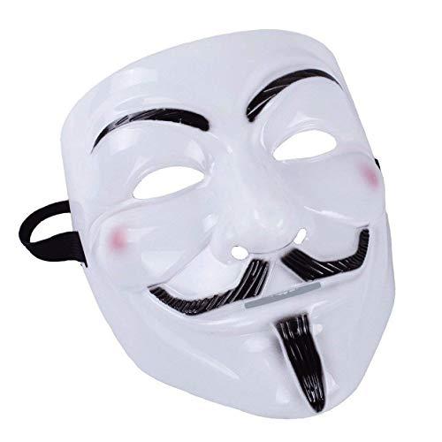 PICCOLI MONELLI Máscara anónima v Venganza anónima