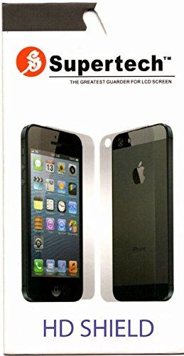 Itab Apple Iphone 5S Front + Back Anti Glare Matte Screen Guard - Set Of 2