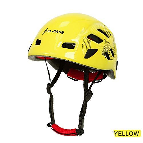 Patrick casco arrampicata universale arrampicata e alpinismo molti colori diversi moderni outdoor ciclismo protector rock climbing speleologia albero kayak rappel rescue casco di sicurezza