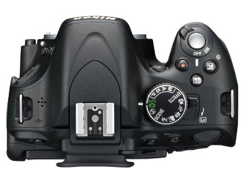 Nikon D5100 SLR-Digitalkamera Gehäuse_8
