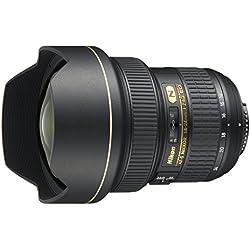 Nikon 14-24mm f/2.8G Ed AF-S NIKKOR Objectif Noir