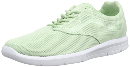 Vans Iso 1.5 Plus - Scarpe da Ginnastica Basse Unisex – Adulto Verde (mesh/pastel Green)