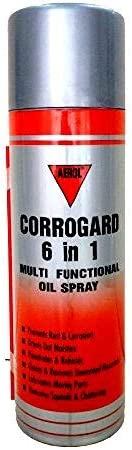 Aerol® Corrogard 6 in 1 Multi functional spray, Grade 4141 (300 g)