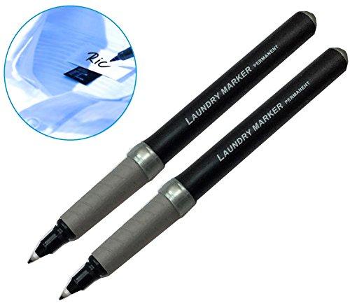Fabric Pens Permanent Marker Laundry Pen Markers School Uniform Labels...