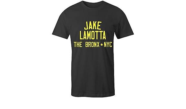 BlackyellowAmazon Legend Jake ukClothing Boxing T Lamotta co Shirt GqzMUpSV