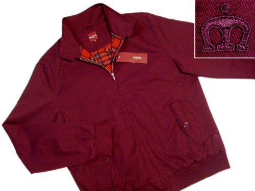 New Merc London Mode Coupe Veste Harrington VIN