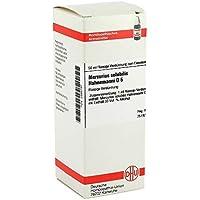 MERCURIUS SOLUBILIS Hahnemanni D 6 Dilution 50 ml Dilution preisvergleich bei billige-tabletten.eu
