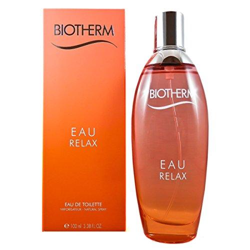 """Biotherm""""Eau Relax"""" Eau de Toilette woman 1er Pack(1 x 100 ml)"""