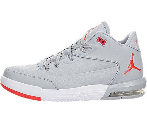 Nike Jordan Flight Origin 3, Scarpe da Basket Uomo, Gris