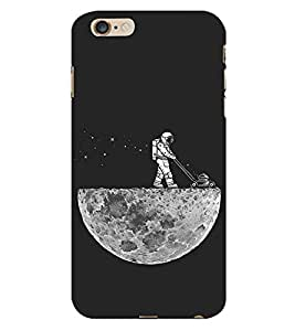 HiFi Designer Phone Back Case Cover Apple iPhone 6 :: Apple iPhone6 ( Astronaut Space Man In Moon Walking Tripping )