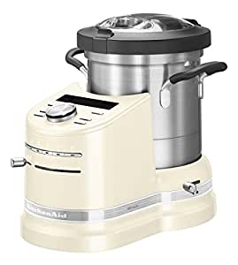 Robot cuiseur Kitchenaid Artisan Cook Processor crème 5KCF0103EAC