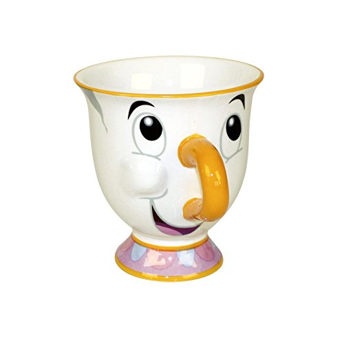 Taza Disney Beauty and The Beast - Chip