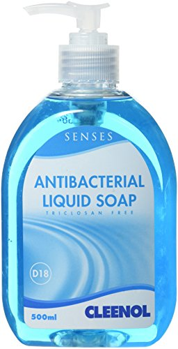 cleenol-077019-savon-liquide-anti-bacterien-bleu-500-ml