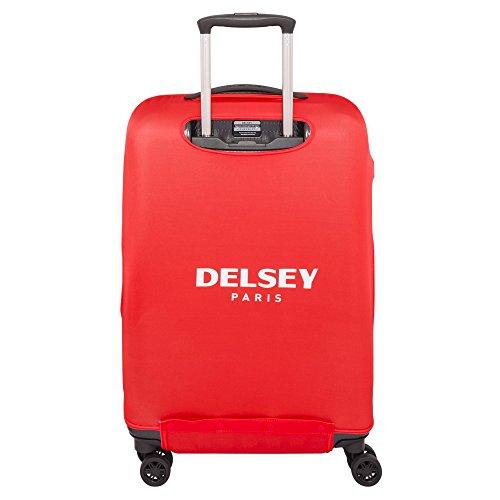 Delsey Portatraje, rojo (Rojo) - 00094618004