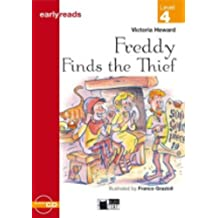 Freddy Finds The Thief. Book (+CD) (Primaria.English letture) - 9788877546135