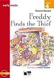 FREDDY FINDS THE THIEF LIVRE ET CASSETTE