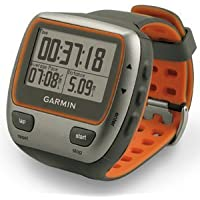 Garmin - 010-00741-00 - Forerunner 310XT - Montre GPS - Orange/gris