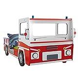 Demeyere Feuerwehrbett SOS 112 90 x 190-200 cm - 2