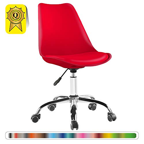 1 Inspiration Pi Tulipe Decopresto X Bureau Chaise WHE2ID9