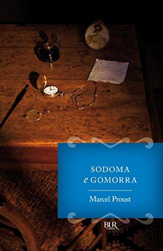 Alla ricerca del tempo perduto. Sodoma e Gomorra - vol. 4 (Italian ...