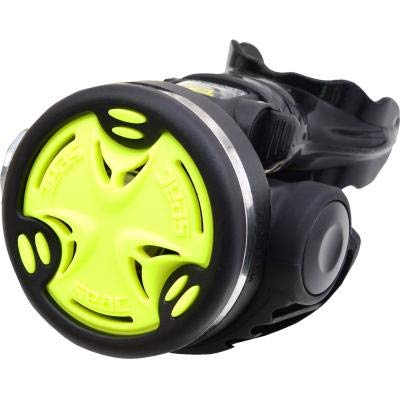 One Size Adultos Unisex 2 Horas de Funcionamiento con bateri/ás Seac T5 Mini Linterna de Buceo led 300 l/ùmenes Negro 3 x AAA