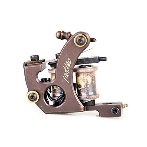 Maschinen-reine Kupfer-Stich-Tätowierungs-Ausrüstungs-Schönheits-Schönheits-Werkzeuge ()
