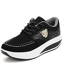 59174bd9668 SFSYDDY Zapatos Populares/Otoño Cojín De Aire Suave Suela Zapatos De Mujer Zapatos  De Zapatos