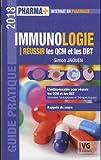 Immunologie - Réussir les QCM et les DBT