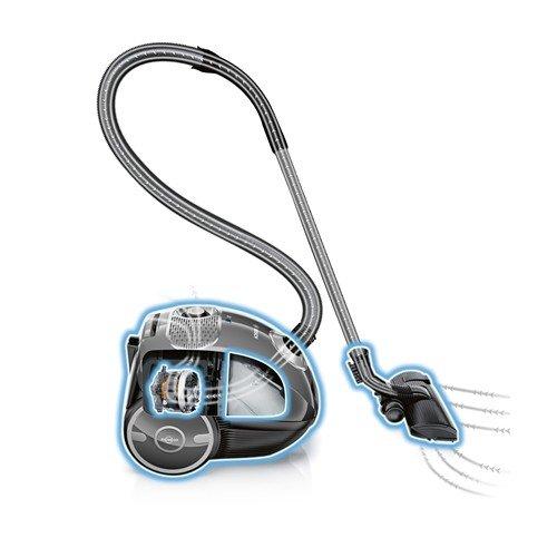 Bosch BGL35MON–Staubsauger (600W, A, 28kWh, 220–240, Staubsauger Zylinder, Staubbeutel)