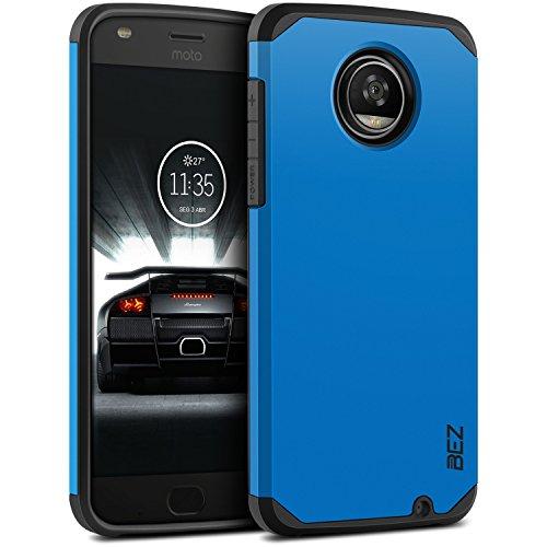 BEZ Funda Moto Z2 Play, Carcasa Protectora para Motorola Moto Z2 Play...