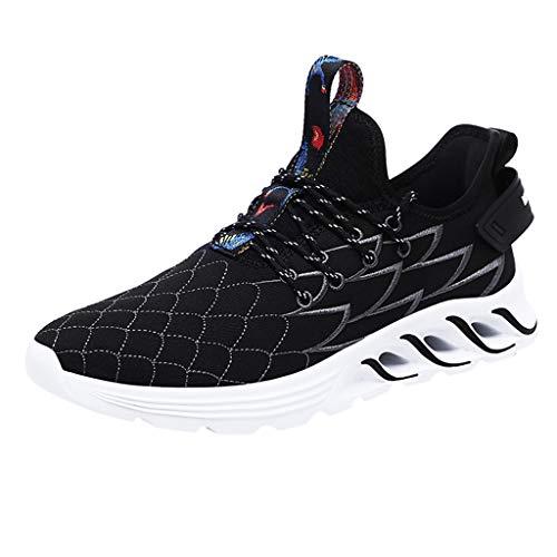 Sportschuhe Herren Laufschuhe Damen Turnschuhe Freizeitschuhe Atmungsaktiv Sneakers Mode Straßenlaufschuhe