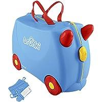 Trunki Ride-on Suitcase - Jack (Blue)