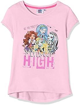 Mattel Monster High, Camiseta para Niños