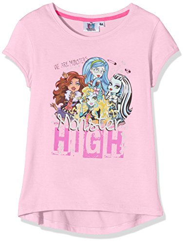 mattel-monster-high-t-shirt-fille-rose-pink-14-2311tc-12-ans