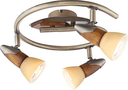 Plafoniera Ottone Antica : Lampada da soffitto a fiamme signore colour frame ottone