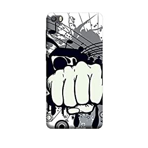 iCover Premium Printed Mobile Back Case Cover With Full protection For Xiaomi Mi5 (Designer Case)