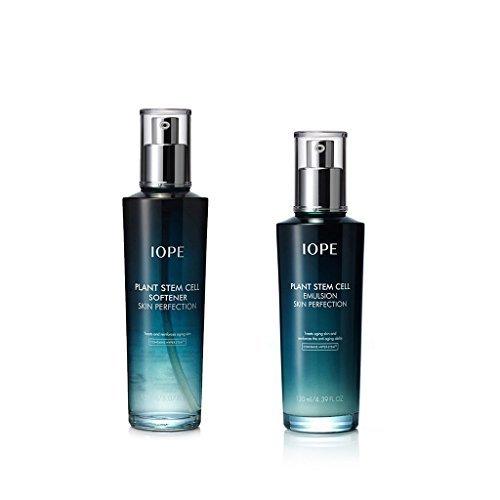 iope-plant-stem-cell-skin-perfection-set-2-pcs-softener-emulsion-