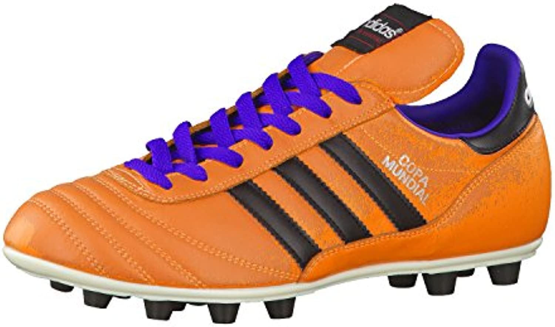 Adidas Copa Mundial Samba Fussballschuhe solar zest-black-blast purple - 42 2/3