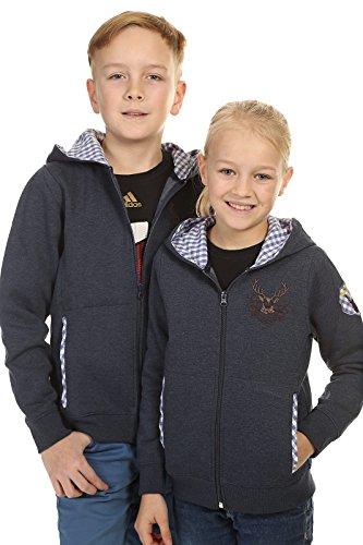 Isar Trachten Kinder Strickjacke & Strickweste 57301
