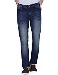 Raa Jeans Slim Fit Men's Jeans Dark Blue