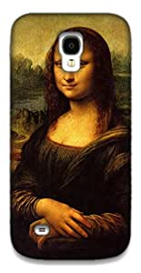 The Racoon Grip Mona Lisa - Da Vinci hard plastic printed back case / cover for Samsung Galaxy S4 Mini