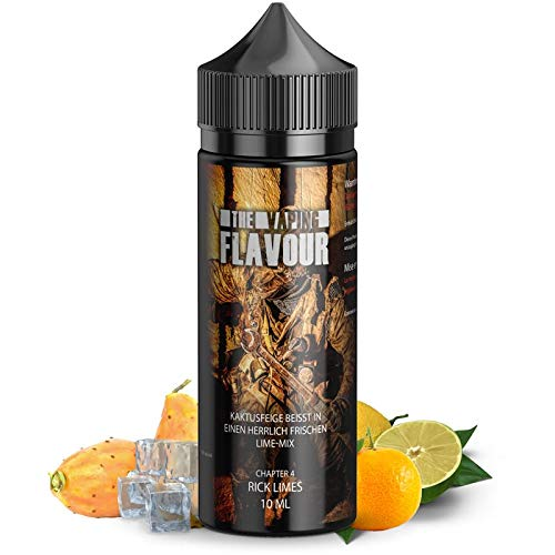 The Walking Flavour Aroma Ch. 4 - Rick Limes 10/120ml