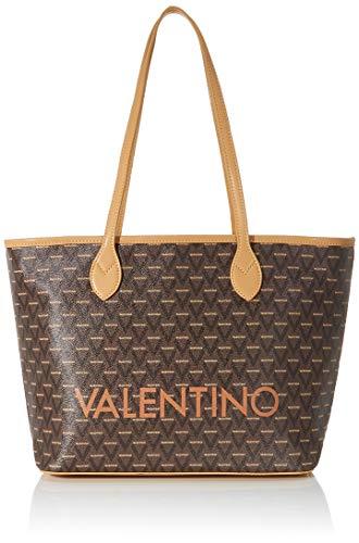 Mario Valentino Valentino by Damen Liuto Tote, Braun (cuoio multicolor), 15x29x39 cm