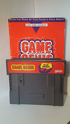 Game Genie für Supernintendo