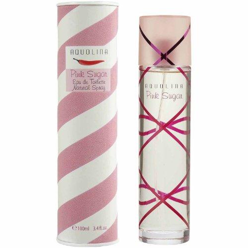 Parfüm Damen Pink Sugar von Aquolina 100ml Eau de Toilette