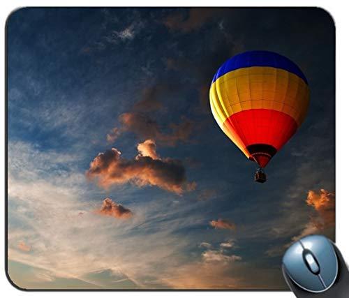 Mouse Pad, Ballon - Wolken Fliegen Maßgeschneiderte rechteckige Anti - Rutsch - Mousepad Gaming Mouse Pad ()